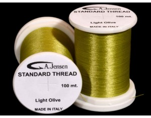 Ață Standard Thread  A.Jensen light olive 6/0