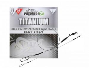 Struna Carp Zoom Predator Z Titanium  7kg 30cm