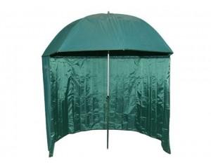 Umbrelă cu umbrar Formax 2.50m