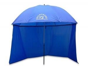 Umbrelă cu umbrar Haldorado 2.50m