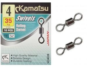 Vârtej Kamatsu Rolling Swivel K-241