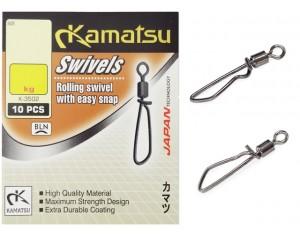 Vârtej cu agrafă Kamatsu K-3502