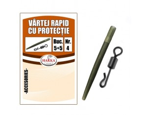 Vârtej rapid (snap) cu protecție