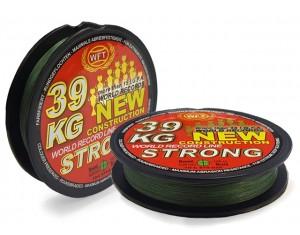 Fir Textil WFT NEW 39KG Strong Green 0.25mm 150m