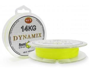Fir WFT Round Dynamix Galben 0.16mm 150m