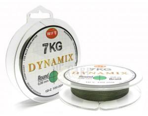 Fir WFT Round Dynamix Verde 0.08mm 150m
