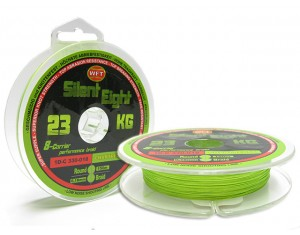 Fir WFT Silent Eight Chartreuse 0.14mm 150m