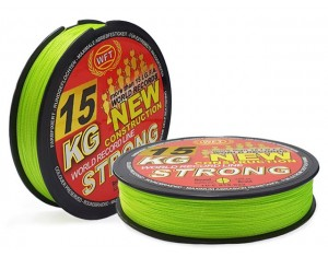 Fir Textil WFT 15KG Strong Chartreuse 0.12mm 150m