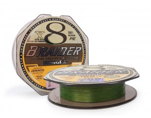 Fir Konger Braider X8 Olive Green 0.25mm 150m