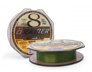 Fir Konger Braider X8 Olive Green 0.10mm 150m