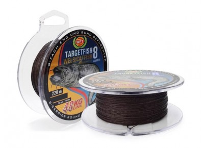 Fir WFT Targetfish Catfish brown 0.60mm 220m