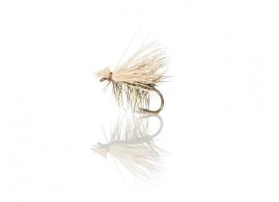 Musca Elk Hair Caddis Olive A.Jensen #10