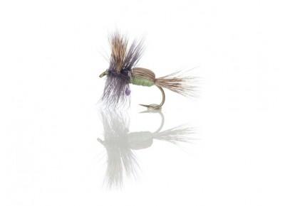 Musca Humpy Olive A.Jensen #10