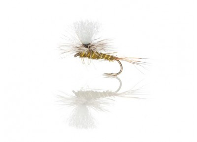 Musca Parachute Olive Hare's Ear A.Jensen #12