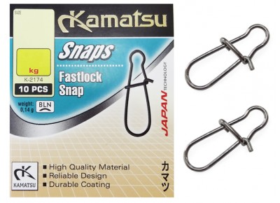 Agrafă Kamatsu Fastlock Snap K-2174