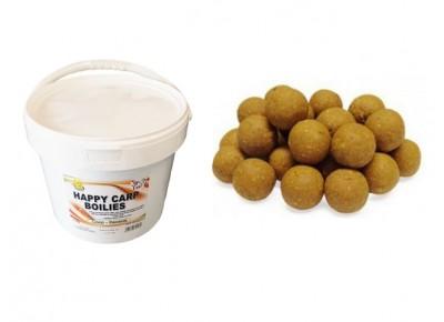 Boilies Happy Carp SipCarp Coco-Banana Găleată 7kg