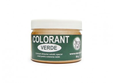 Colorant praf verde 50g