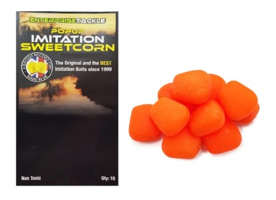 Porumb PopUp Enterprise Fluoro Orange