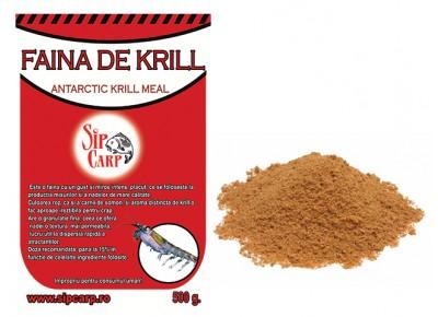 Făină de krill (Antarctic Krill Meal) 500g