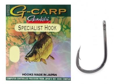 Cârlige Gamakatsu G-Carp Specialist Hook