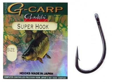 Cârlige Gamakatsu G-Carp Super Hook