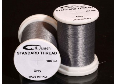 Ață Standard Thread A.Jensen gri 8/0