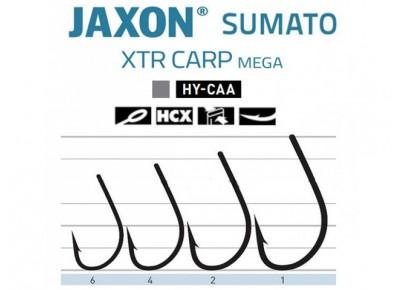 Carlige Jaxon Sumato XTR Carp Mega Nr:4