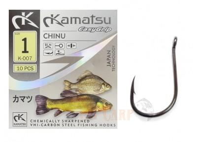 Cârlige Kamatsu Chinu K-007BLN