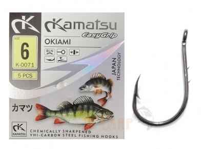 Cârlige Kamatsu Okiami K-0071BLN