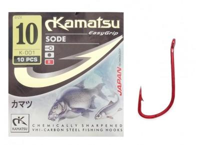 Cârlige Kamatsu Sode K-001OR