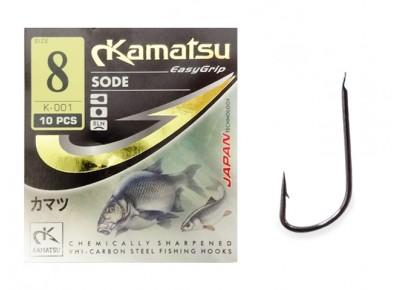 Cârlige Kamatsu Sode K-001BLN
