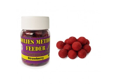 Boilies SipCarp Method Feeder Strawberry 10mm