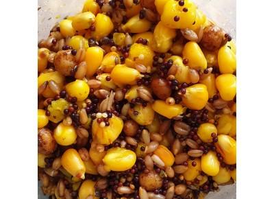 Mix seminţe preparate găleată 4kg
