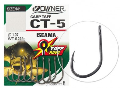 Cârlige Owner CT-5 Carp Iseama