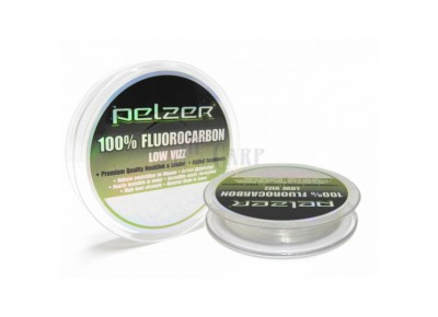 Fir Pelzer Fluorocarbon Low Vizz 0.27mm 20m