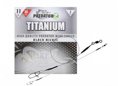 Struna Carp Zoom Predator Z Titanium 11kg 30cm