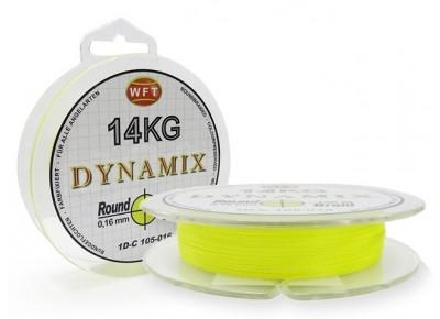 Fir WFT Round Dynamix Galben 0.20mm 150m