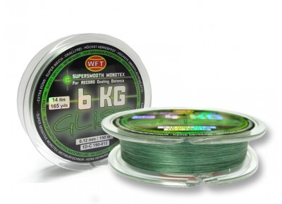 Fir WFT Gliss Monotex Green 0.12mm 150m