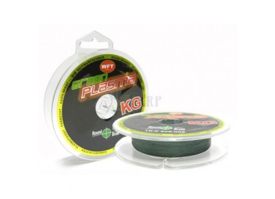 Fir WFT Round Green Plasma 0.12mm 150m
