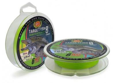 Fir Textil WFT Targetfish Raubfisch/Predator 0.10mm 150m