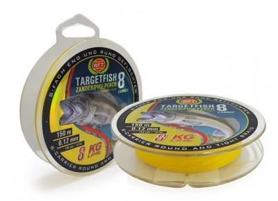 Fir Textil WFT Targetfish Zander/Pike-Perch 0.12mm