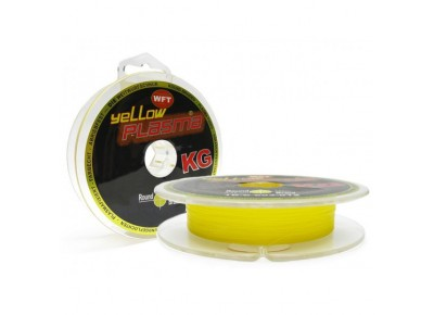 Fir WFT Round Yellow Plasma 0.10mm 150m
